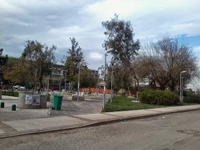 Photo: Renovacion del Espacio Público en Villa Portales