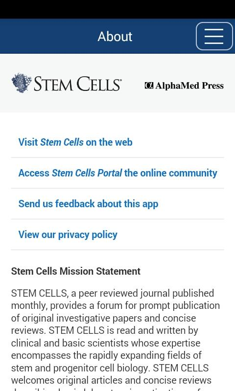 STEM CELLS- screenshot