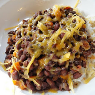 Black Beans and Rice Cheap Eats