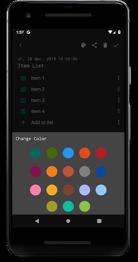 Notes (Material Notepad) 3.1.30 screenshots 7