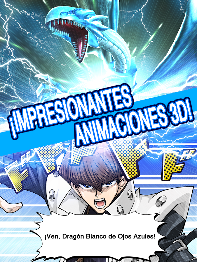 Yu-Gi-Oh! Duel Links: captura de pantalla