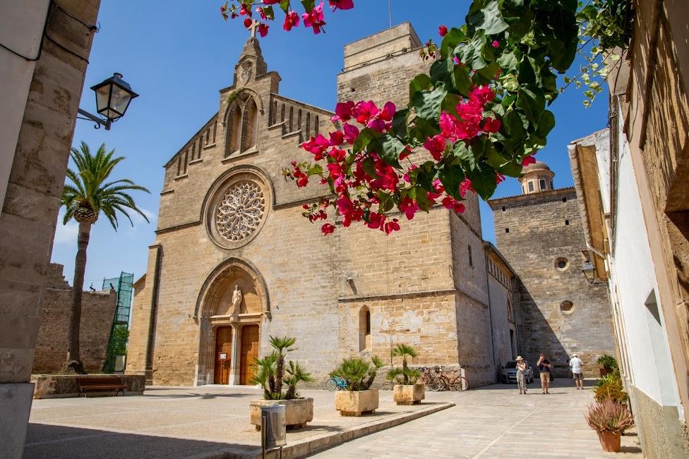 Alcudia, kościół św. Jakuba