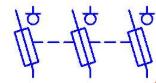 Rozłącznik izolacyjny bezpiecznikowy trójbiegunowy