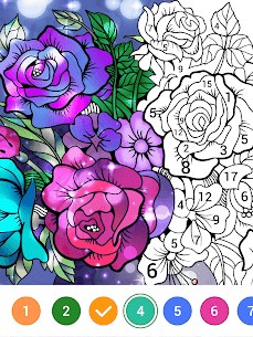 Magic Paint – Color by number & Pixel Art Apk Download For Android 10