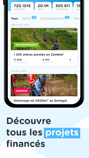 Goodeed - le don gratuit screenshot