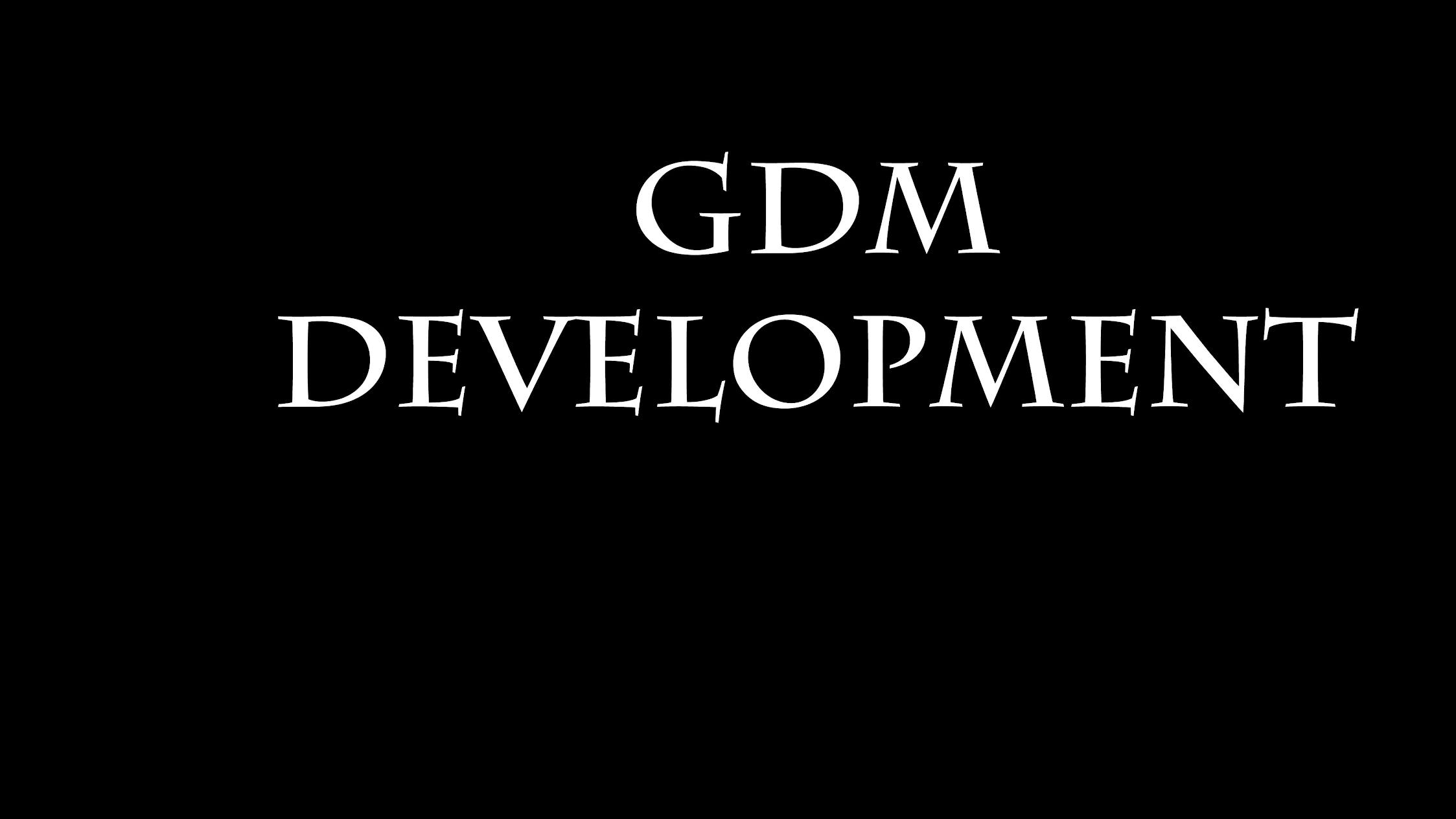 GDMDevelopment