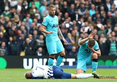 Tottenham, et sa défense belge, sombre un peu plus chez les Seagulls