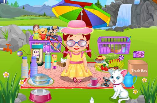 玩休閒App|南希的 节日 玩具 野餐免費|APP試玩