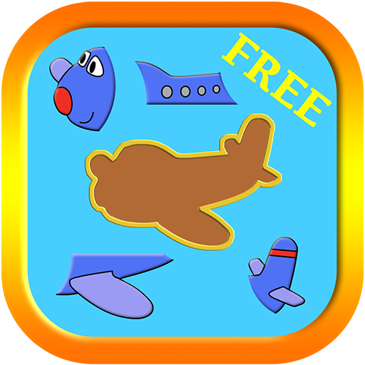 Kids Puzzles, Shapes & Numbers (game)