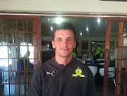 New Mamelodi Sundowns striker Mauricio Affonso.