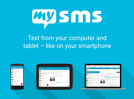 mysms - SMS from Computer