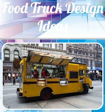 想法設計食物卡車