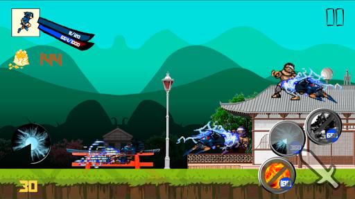 玩免費街機APP|下載Ninja Ultimate Revenge app不用錢|硬是要APP
