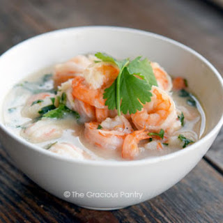 Clean Eating Thai-Style Shrimp