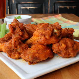 Sweet Buffalo Wings Recipes