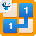 Number Link - Smart Logic Board Game icon