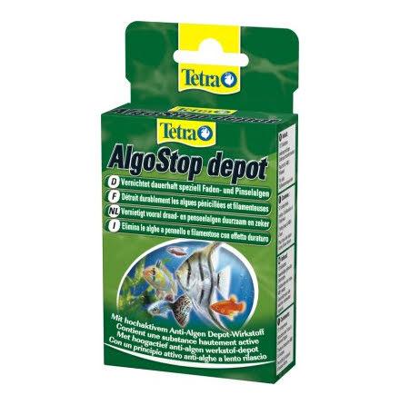 Algstop depot Tetra 10 tabl