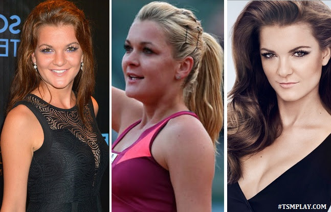 Sports Gist: Top 10 Sexiest & Hottest Women Tennis Players