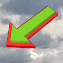 Tuuli. Nyt icon
