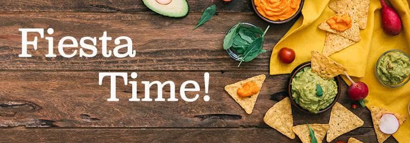 Fiesta Time! Recipes