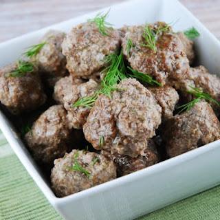 Ranch Meatballs