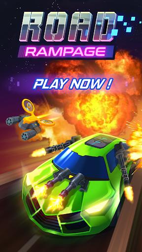 Road Rampage: Racing & Shooting to Revenge  screenshots 5