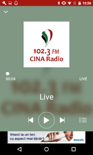 CINA FM - náhled