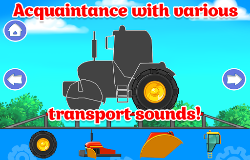 Kids Cars Games! Build a car and truck wash! apktram screenshots 8