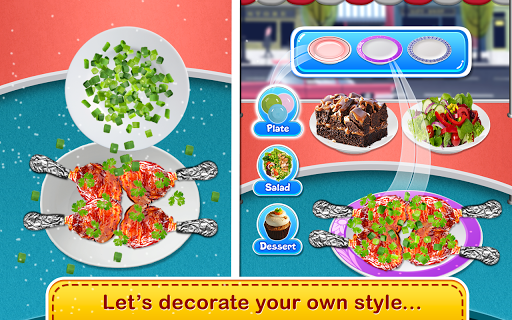 Chicken Lollipop-Cooking Maker  Street Food screenshot 4