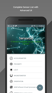Sensoroid - Sensor info 2.0