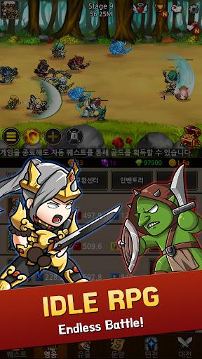 Rebirth King : IDLE RPG 1.152 screenshots 9