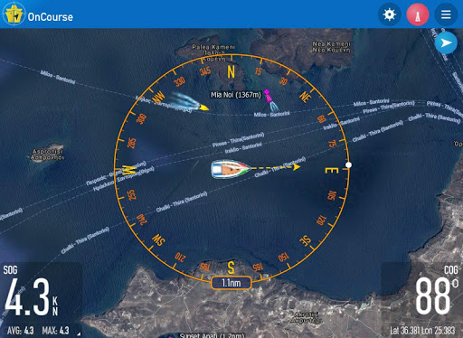 OnCourse - boating & sailing Apk 2.1.6   Download Only APK ...