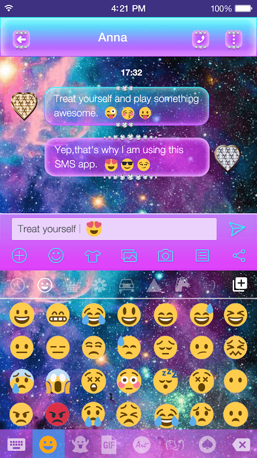 how to add emoji keyboard to galaxy s5