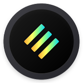 Swift for Samsung - Dark & Black Substratum Theme