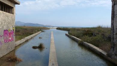 Photo: Alykes Lake, Tigaki, Kos