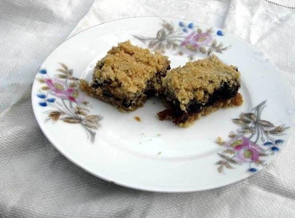 Tea Squares--lyn* Recipe