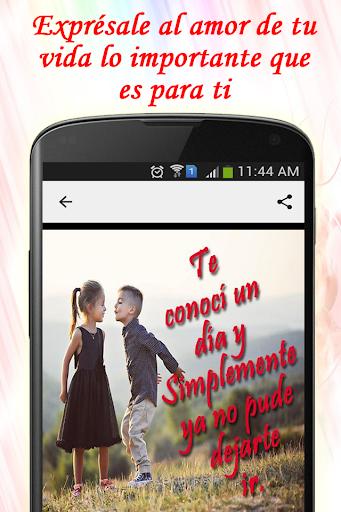 Frases Bonitas de Amor con Imágenes Románticas 1.19 screenshots 4
