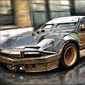 Off Road Death Racing Car Ride icon