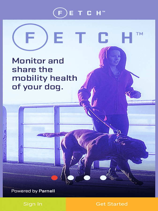 Fetch By Parnell- screenshot