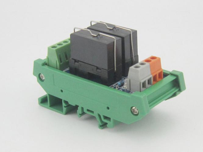 Module relay 24V - 2 kênh