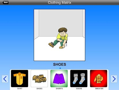 Clothing Matrix Lite Version- screenshot thumbnail