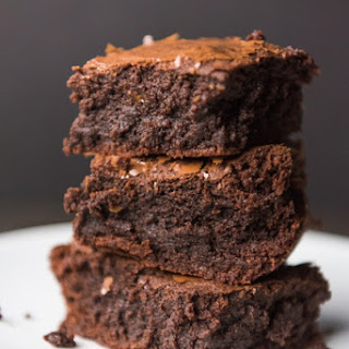 Thick, Fudgy, Chewy, Ultimate Brownies.