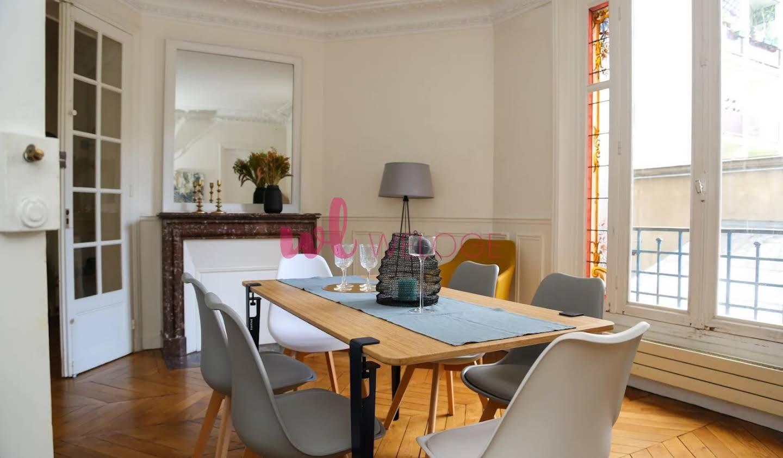 Appartement Paris 14ème