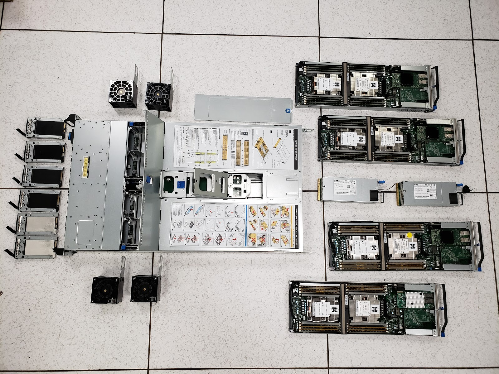 A Tour Inside Cloudflare's G9 Servers