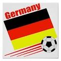 Deutschland Fußball icon