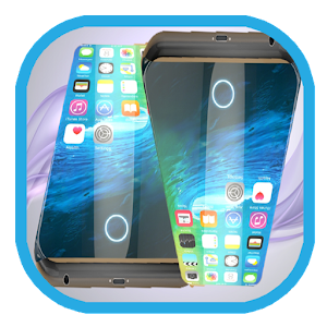 Launcher Theme for iPhone 7plus APK Download for Android