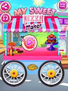 My Sweet Pizza Maker - náhled