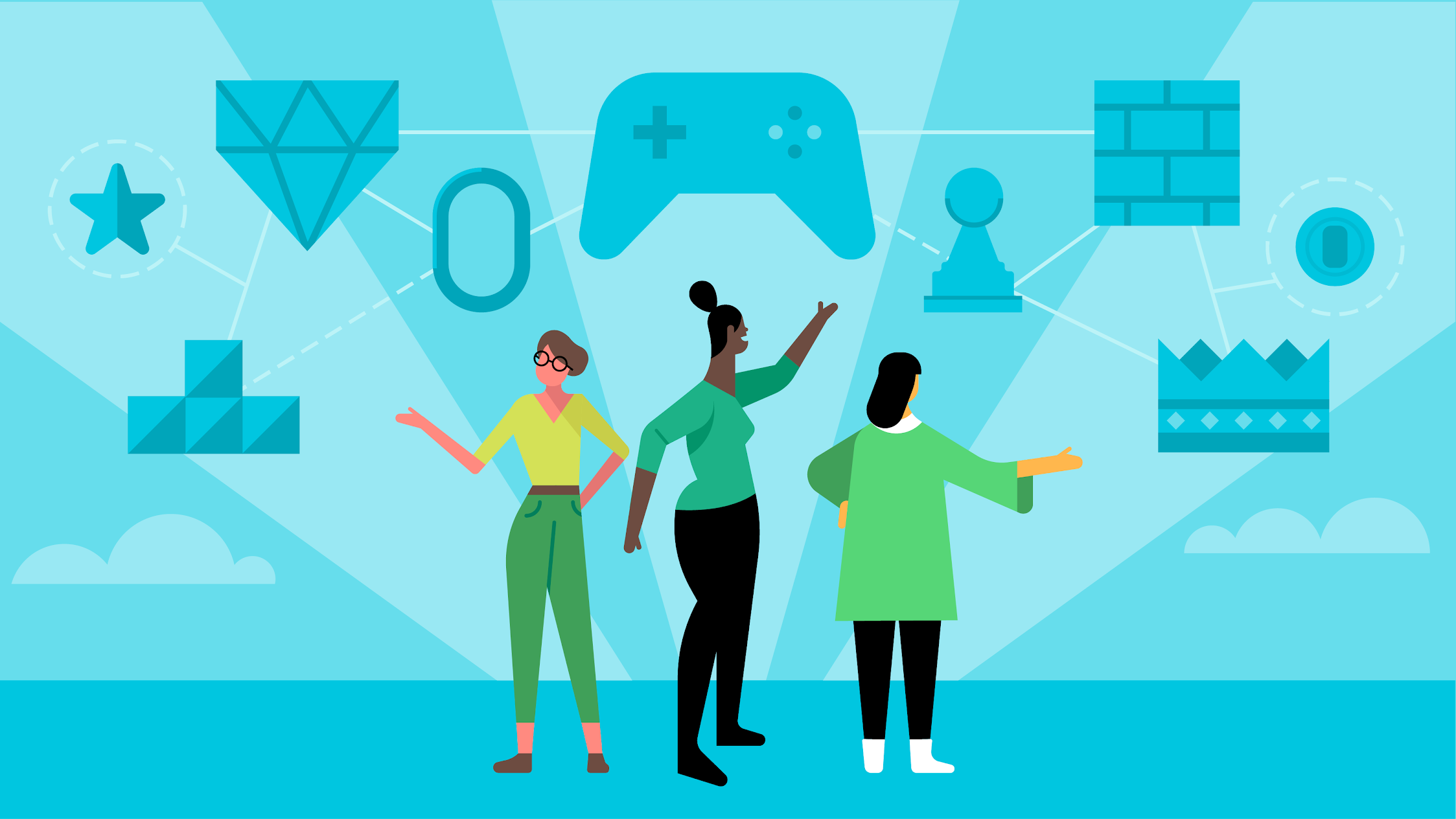 5 Magnificent Mobile Games Made by Women