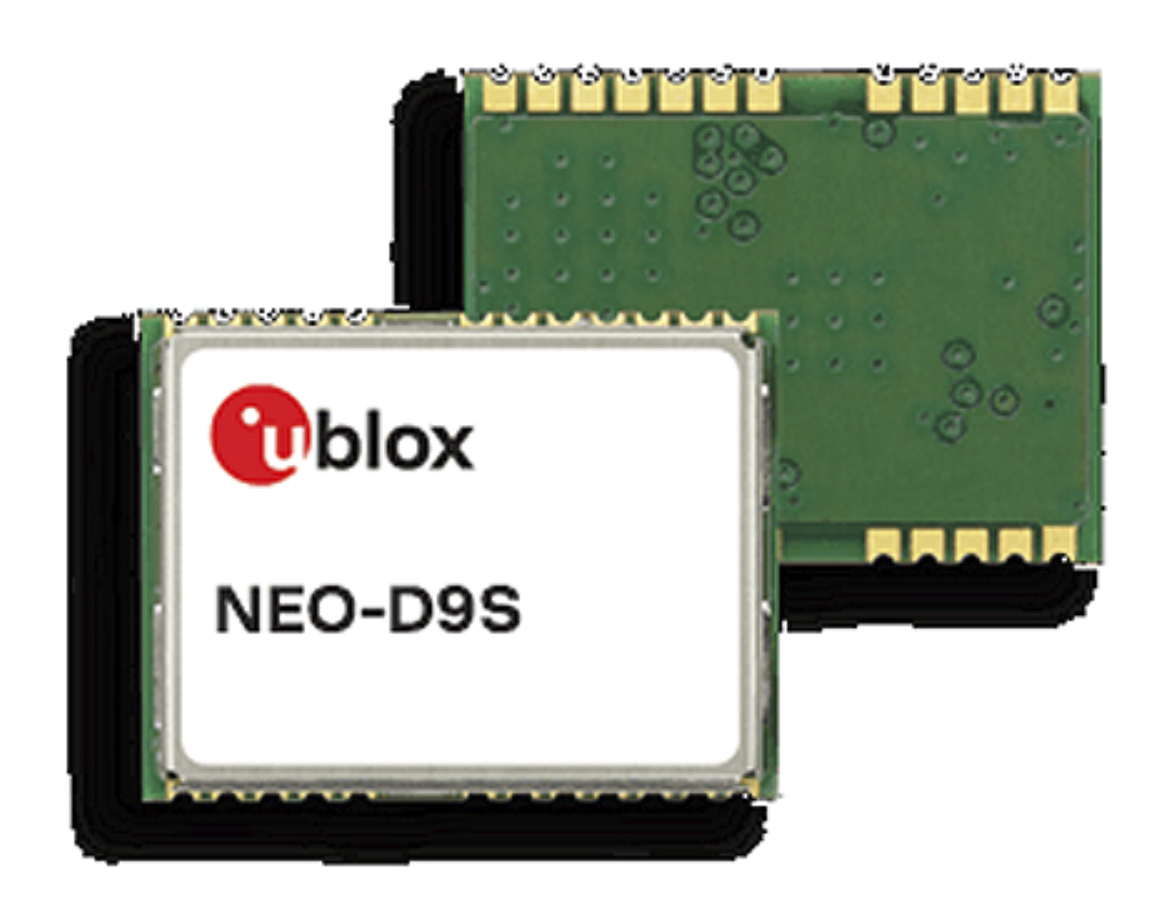 U-Blox brings cm-level accuracy to GNSS.