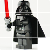 Slide Puzzle Lego Star Wars